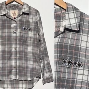 NWOT AUTHENTIC AMERICAN HERITAGE flannel